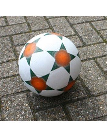Rubberen voetbal maat 5 nr.724090