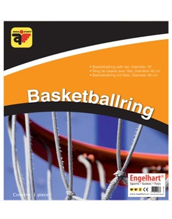 Basketbalring + net in doos 724006