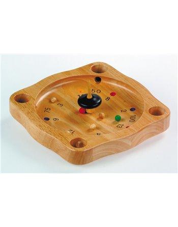 Tiroler roulette houten spel 320300