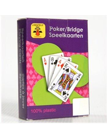 Speelkaarten Longfield 390114