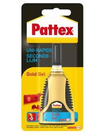 Pattex Gold Gel Seconden Lijm 1432562