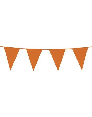 12 Vlaglijn Oranje PP 10Mtr 75924
