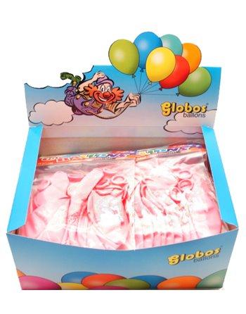 25*10 Hoera een meisje ballonnen HM10