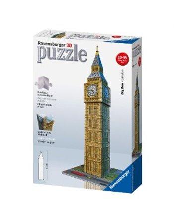 3D Big Ben 216st 125548