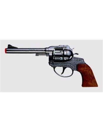 12-schots pistool Denver chrome 30346