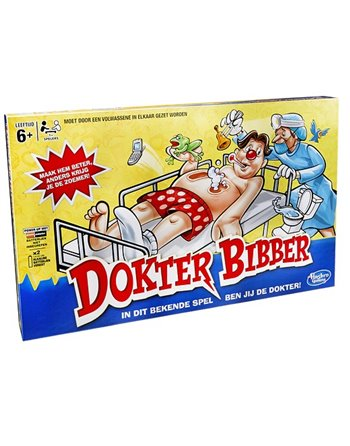 Dokter Bibber spel standaard B2176568