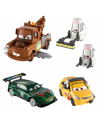 Cars quick changers x0611