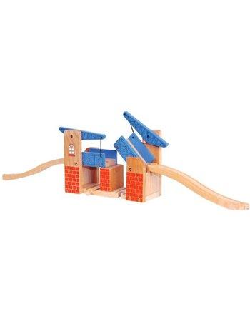 Woody dubbele ophaalbrug 90825