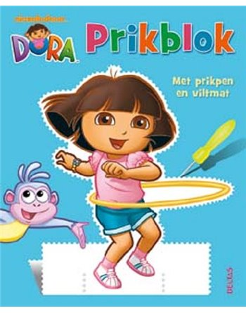 Deltas Dora Prikblok  7,95 adv.