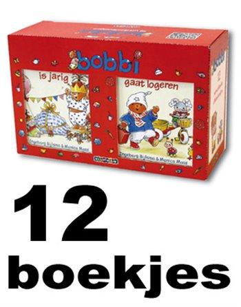 12 bobbi uitdeelboekjes 84612