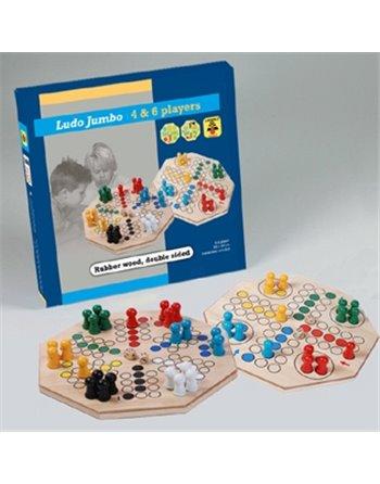 Ludo jumbo in box 50*50*3cm 340760