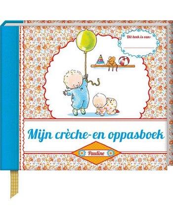 Mijn creche- en oppasboek adv.15,00