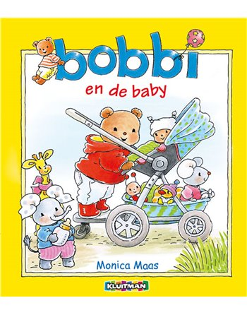 Bobbi en de baby adv. 7,99