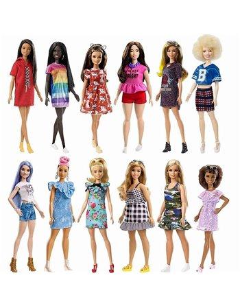 Barbie fashionistas poppen FBR37