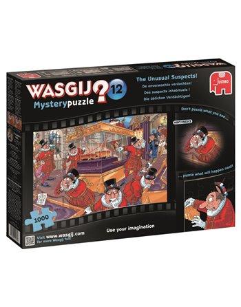 Wasgij mystery 12 1000 st. 19127
