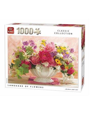 King Language of flowers 1000 st. 05377