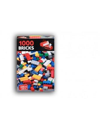 1000 Bouwblokken in doos 8079