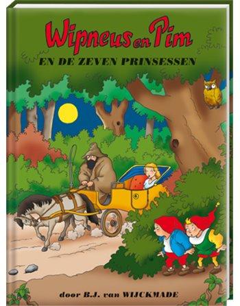 Wipneus en Pim en de zeven Princessen