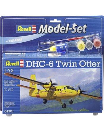 Model Set DHC-6 Twin Otter 1:72 64901