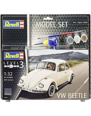 Model Set VW Beetle 1:32 67681