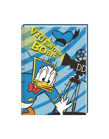 Donald duck vriendenboek 9,50 adv.