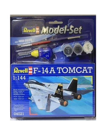 Model Set F-14A Tomcat 1:144 64021
