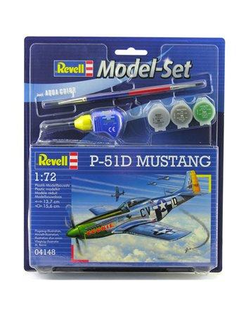 Model Set P-51D Mustang 1:72 64148