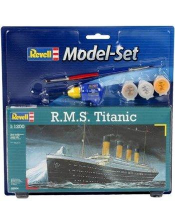 Model Set R.M.S. Titanic 1:1200 65804