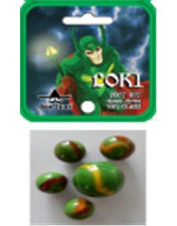 20+1 Loki knikkers 4091