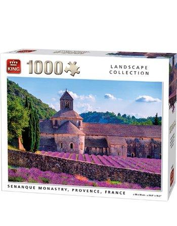 King puzzel 1000 st. Provence 5663