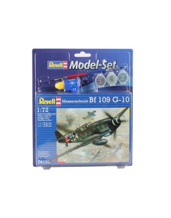 Model Set Messerschmitt Bf-109 64160