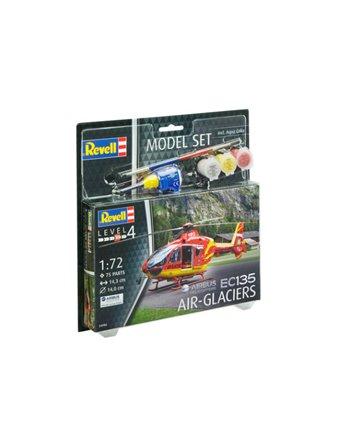 Model Set EC135 AIR-GLACIERS 64986