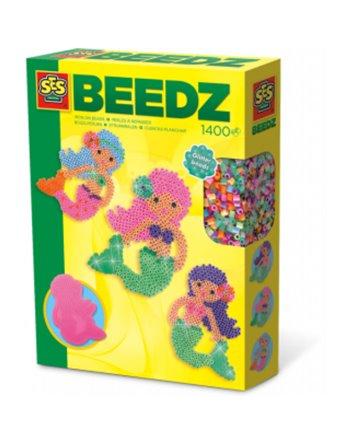 SES Beedz-Strijkkralen zeemeermin 06212