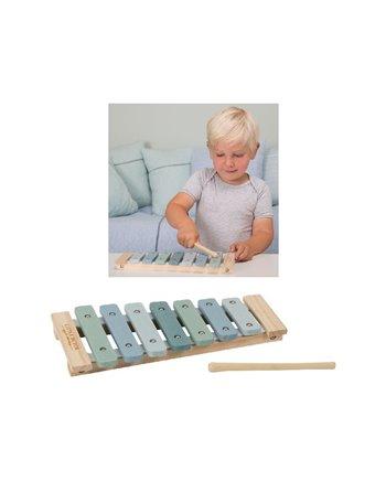 Little dutch xylofoon blauw LD4411