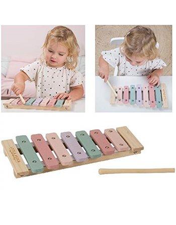Little dutch xylofoon roze LD4410