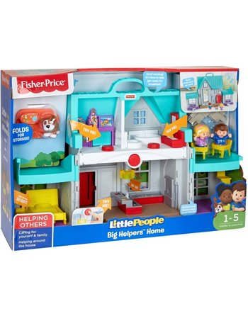 F.P. little people huis FXT04