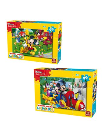 99 st. puzzels Mickey Mouse 05691