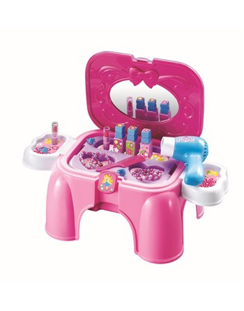 Plastica Beautyset en stoel  91609