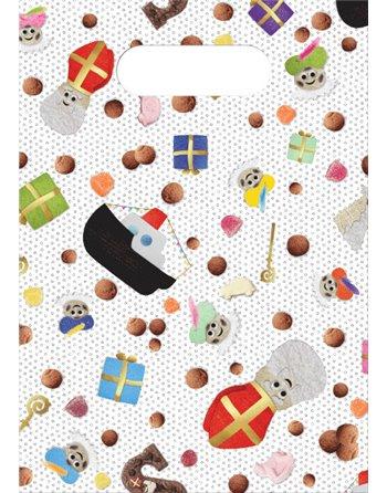 5 x 6 partybags Sinterklaas 437730