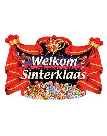 Kroonschild Sinterklaas 435906