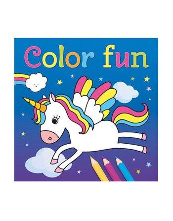 Color fun unicorns 5,95 adv.