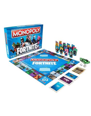 Monopoly Fortnite bordspel E6603559