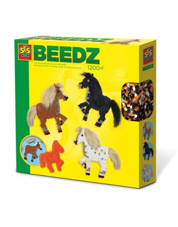 SES beedz strijkkralen paarden 06259