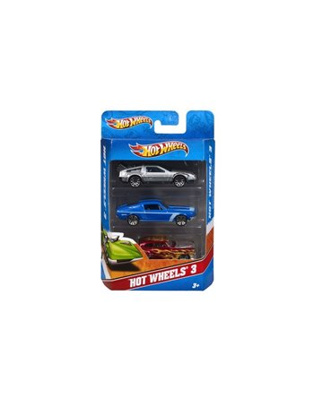 Hotwheels 3 car pack K5904
