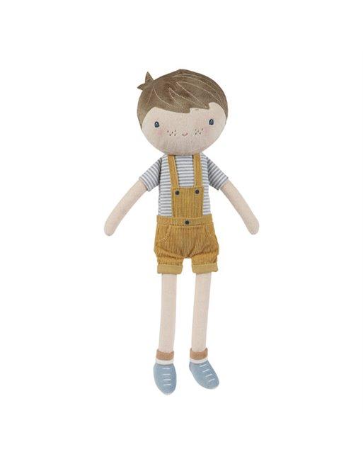 Little dutch knuffelpop Jim 50 cm 4525