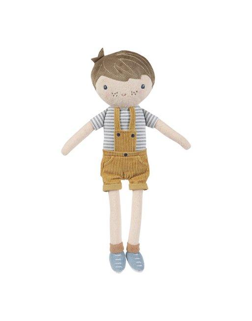 Little dutch knuffelpop Jim 35 cm 4524