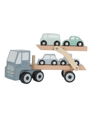 Little dutch houten transportwagen 4453