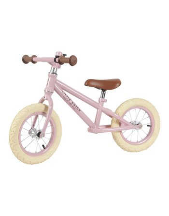 Little dutch loopfiets roze LD4540