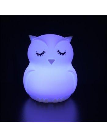 Nachtlampje uil klein 83883