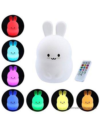 Nachtlampje konijn groot 83880